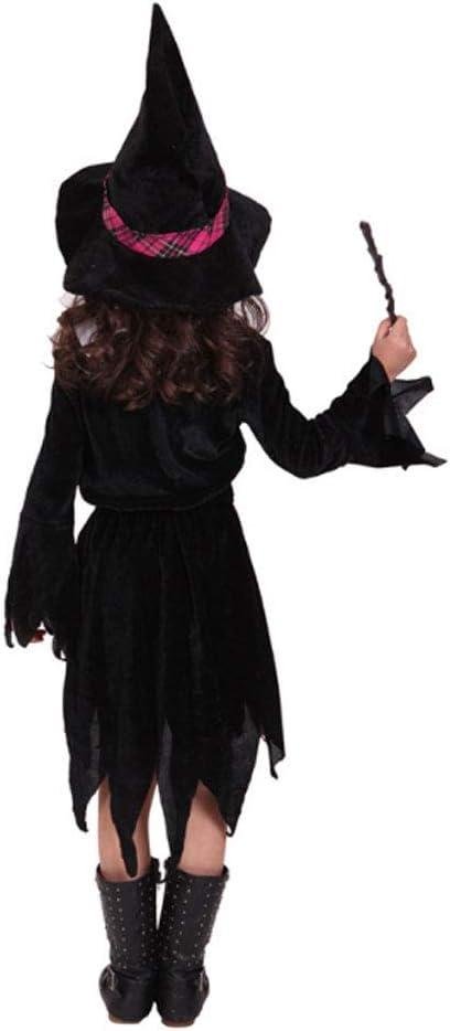 Disfraz De Mago De Harry Potter, Estudiante De Magia Traje Cosplay ...