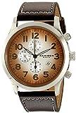 Best Akribos XXIV Popular Watches - Akribos XXIV Men's AK603BR Essential Chronograph Quartz Leather Review