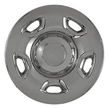 "Bully Imposter IMP-59XN, Ford, 17"" Chrome Replica Wheel Cover, (Set of 4)"