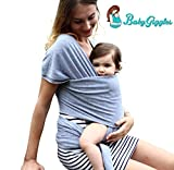 Best baby go baby carrier - BabyGiggles Baby Wearing Wrap Carrier for Women Review