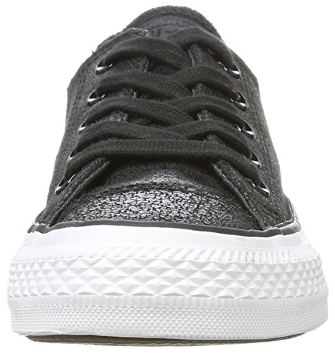 Mixte Star Adulte Basses Taylor Converse Black Black Chuck Schwarz All White wCOq6OPX