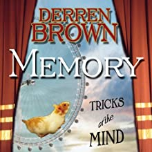 Memory: Tricks of the Mind Audiobook by Derren Brown Narrated by Derren Brown