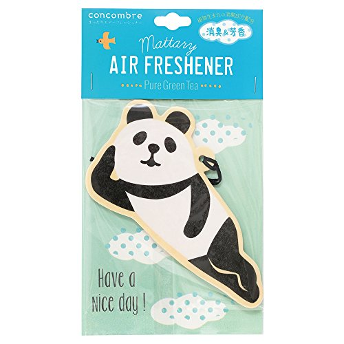 染色ロッドネーピアconcombre 芳香剤 まったりエアーフレッシュナー 吊り下げ 消臭成分配合 グリーンティーの香り OA-DKA-5-4