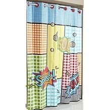 Hookless PEVA Shower Curtain - Splash