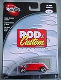 Hot Wheels Rod & Custom Magazine 100% '34 Ford Roadster 3/4