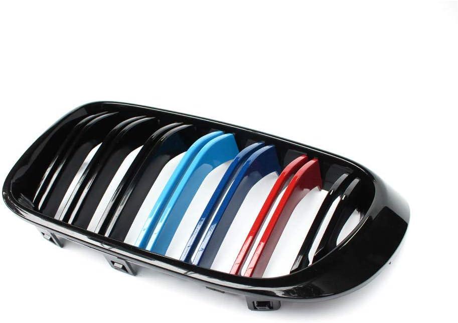 Griglia anteriore di ricambio per griglia renale X3 Series F25 2014-2017 Serie X4 F26