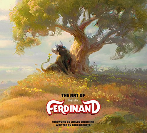 The Art of Ferdinand (The Story Of Ferdinand By Munro Leaf)