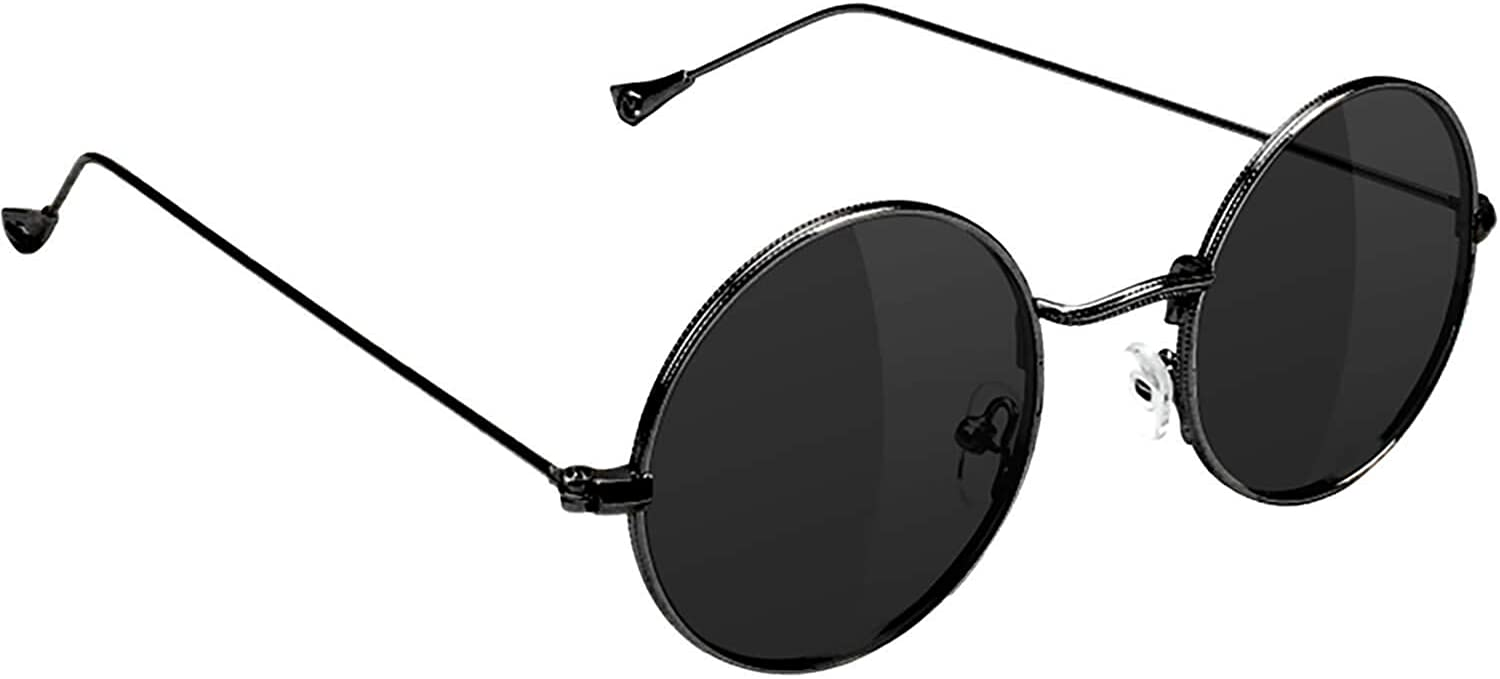 Glassy Sunhaters Mayfair Black Sunglasses