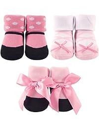 3-Pack Little Shoe Socks Gift Set
