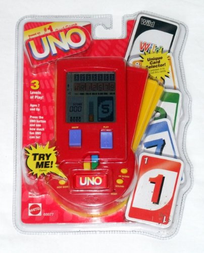 1999 Mattel Inc Handheld Game product image