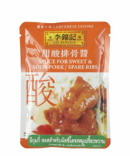Sweet Sour Spare Ribs - LEEKUMKEE, Sauce for Sweet and Sour Pork Spare Ribs - 2.82 Ounces