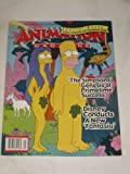 img - for Animation Magazine January 2000 Volume 14 Issue 1 #86 The Simpsons New Fantasia book / textbook / text book