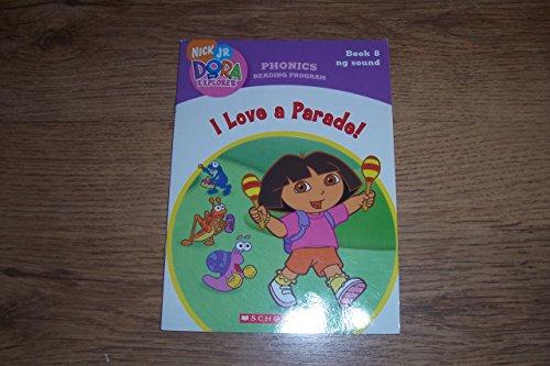 dora the explorer book series