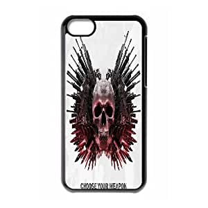 "DDOUGS The Expendables Best Cell Phone Case for Iphone6 Plus 5.5"", Custom The Expendables Case"