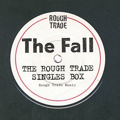 The Rough Trade Singles Box (Compilation) by Castle