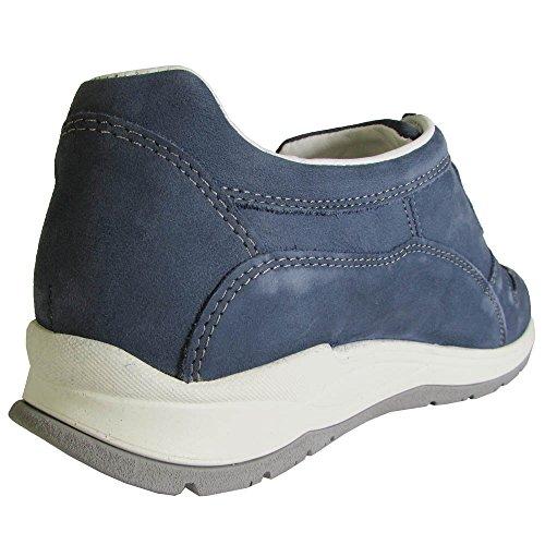 Sneaker Allacciata Donna Mephisto Blu