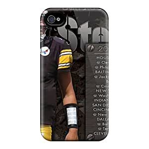For Vxq9331Cryp Pittsburgh Steelers Protective Cases Covers Skin/iphone 4/4s Cases Covers
