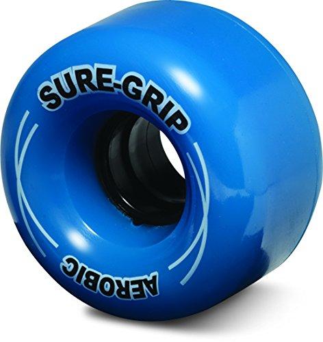 Sure-Grip Outdoor Aerobic Wheel - blue
