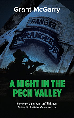 Amazon a night in the pech valley a memoir of a member of a night in the pech valley a memoir of a member of the 75th ranger fandeluxe Choice Image