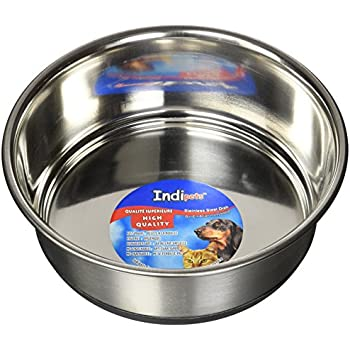Amazon Com Indipets Stainless Steel Extra Heavy Duty Pet