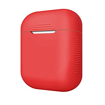 Funda de silicona, de VICARA, para auriculares AirPods con Bluetooth de Apple, a prueba de impactos: Amazon.es: Electrónica