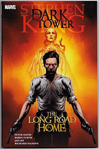 Stephen King Dark Tower Long Road Home TPB Graphic Novel (Marvel) - New!