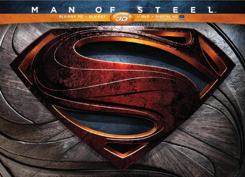 Man of Steel (Collector's Edition) [Blu-ray]