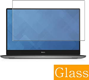 Synvy Tempered Glass Screen Protector Compatible with DELL Precision 15 5000 (5510) 15.6