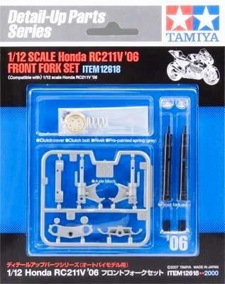 Tamiya 1/12 Honda Rc211v 06 Front Fork Set # 12618
