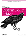 Windows : System Policy Editor, Anderson-Redick, Stacey, 1565926498