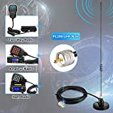 Mobile Radio Antenna Car VHF Antenna Dual Band VHF