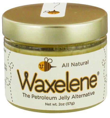 Ointment Jar Oz 2 - Waxelene Petroleum Jelly Alternative, 2 Ounce Jar