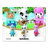 Animal Crossing amiibo 3 Pack (Universal) WLM