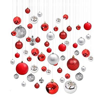 KayMayn - Caja de regalo de Navidad con dibujos animados, 10 ...