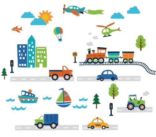 CherryCreek Decals Transportation and Ci
