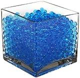 WGV Jelly Decor Aqua Crystal Jelly Water Beads, Blue