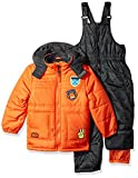 iXtreme Boys' Quilted Snowsuit W/Patches