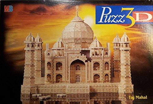 Puzz 3D Taj Mahal 1077 Pieces by Wrebbit 3D Puzzle