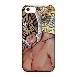 For Iphone Cases, High Quality Tiger Mask For Iphone 5c Covers Cases