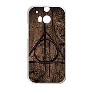 HTC One M8 Phone Cases White Harry Potter DEM736039