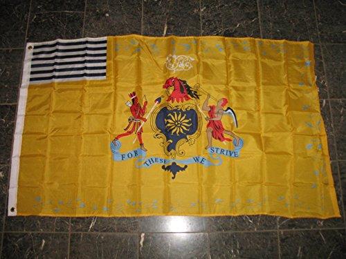 Philadelphia Light Horse - 3x5 Philly Philadelphia Light Horse Lighthorse Historic Flag 3'x5' Banner