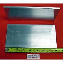"8 Pieces 3//4/"" X 2-1//4/"" ALUMINUM 6061 FLAT BAR 12/"" long T6511 Plate Mill Stock"