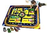 Kids Childs Giant City Playmat Floor...