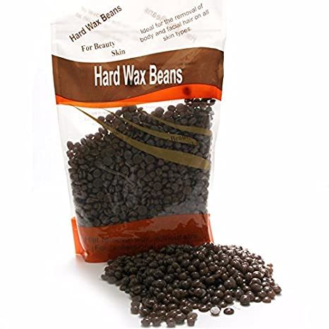 Expertomind - 300Gm Hot Hard Wax Beans, Chocolate Flavour  Hair Removal Wax  for Women  For Full Body, Bikini,Underarm, Face, Legs Hair Removal