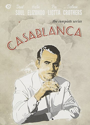 Casablanca: The Complete Series (Bar Casablanca)