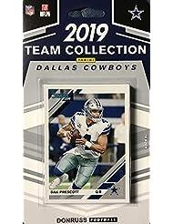Dallas Cowboys 2019 Donruss Factory Sealed 12 Card Team Set with Dak Prescott, Troy Aikman and Ezekiel Elliott Plus