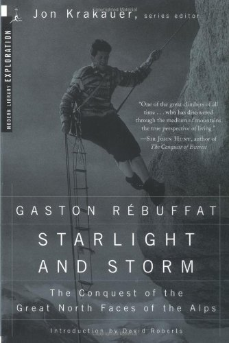 """Starlight and Storm (Modern Library Exploration)"" av Gaston Rebuffat"