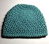 Griddle Stitch Beanie Hat Crochet Pattern for Babies 0 to 12 Months (3 Sizes)