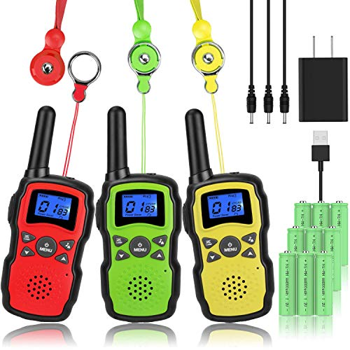 Wishouse Kids Walkie Talkies