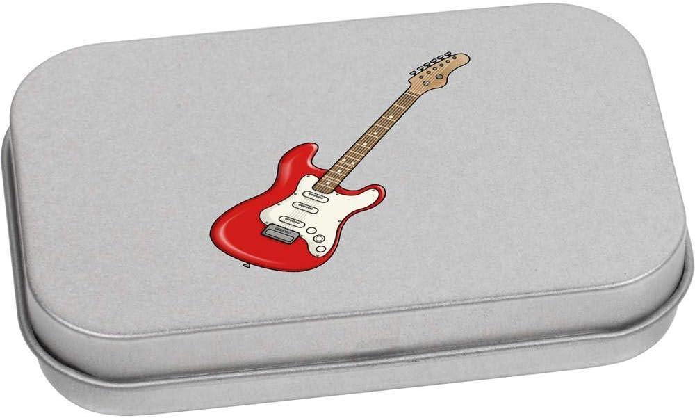 Azeeda 80mm x 50mm Guitarra Eléctrica Caja de Almacenamiento ...